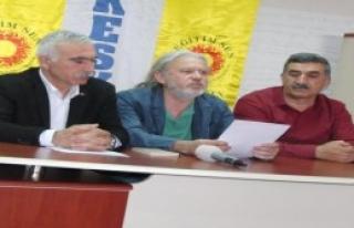 İzmirli Vekillere 'Hayır' Oyu Çağrısı