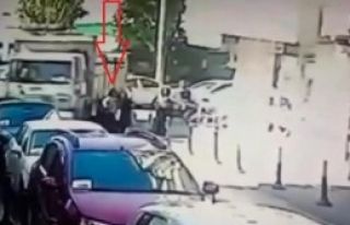 Kadıköy'de Kaza Kameralarda