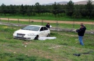 Kadın Sendikacı Kazada Öldü