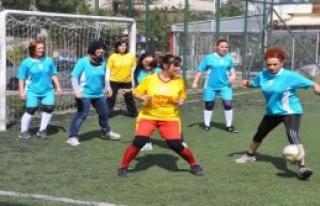 'Annem Futbol Oynuyor' Etkinliği