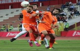 Kahramanmaraş Büyükşehir 0 - 1 Adanaspor