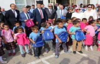 Kahramanmaraş'ta 6 Bin Öğrenci Sevindirildi
