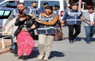 Kahramanmaraş'ta Hırsızlığa 5 Gözaltı