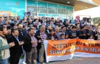 Kahramanmaraş'ta Türkmenlere Yönelik Saldırılara...