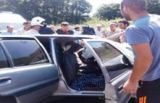 Kandıra'da Kaza: 6 Yaralı