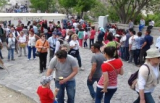 Kapadokya, Çekim Merkezi Oldu