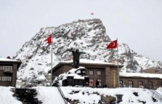 Afyonkarahisar'da Yollar Açıldı