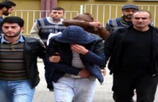 3 Kardeş Hırsızlıktan Gözaltına Alındı