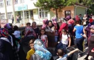 Karabük'te Velilerden Taşınma Tepkisi