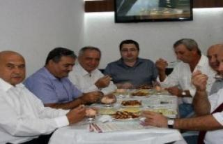 Karacabey'de Domatesli Dondurma İmal Edildi