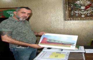 Karşıyaka'da Futbol Şube Başkanı Şevket Pehlivan,...