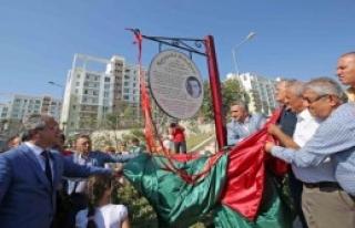 Karşıyaka'nın 'Vefa' Parkları Açıldı
