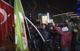 Cumhuriyet Gazetesi Önünde Eylem!