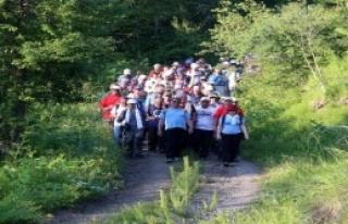 'Atatürk Ve İstiklal Yolu Yürüyüşü'