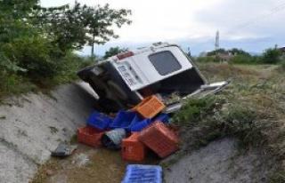 Kastamonu'da Kaza: 3 Yaralı