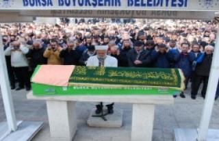 Üstünsoylu Bursa'da Toprağa Verildi