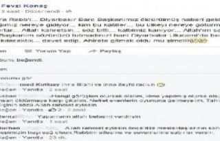 Kayseri Baro Başkanı Konaç: Aman Ya Rabbi
