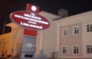 Kayseri'de 110 Sağlık Personeli Açığa Alındı