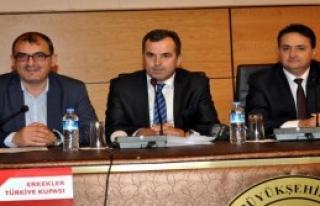 Kayseri'de Basketbol Şöleni Başlıyor