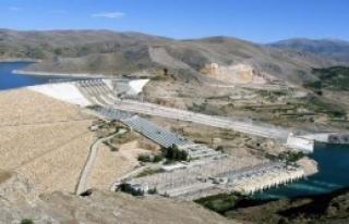 Keban Barajı 41 Yaşında