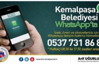 Kemalpaşa Artık Whatsapp'ta