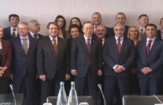 Kıbrıs Müzakereleri İsviçre'de Başladı