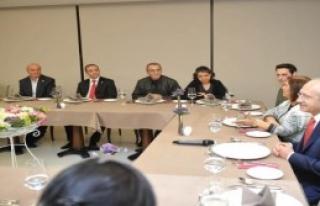 Kılıçdaroğlu, Gezi İle Buluştu