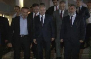 Kılıçdaroğlu, 7,5 Saat Seçim Toplantısı Yaptı