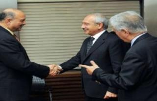 Kılıçdaroğlu, Pakistan Heyeti İle Görüştü