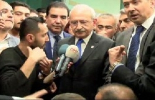 Kılıçdaroğlu'na Kalabalık Karşılama