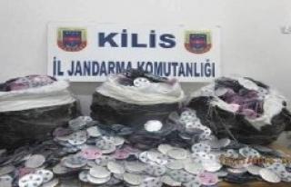 Kilis'te Kaçakçılık Operasyonu: 4 Gözaltı