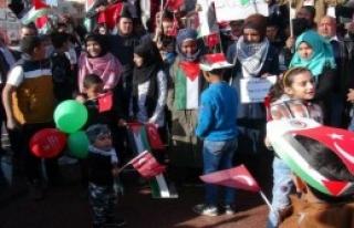 Abd Ve İsrail Protestosu