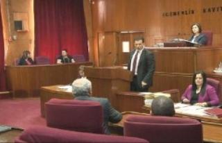 KKTC Meclisinde Gerginlik