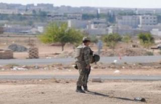 Kobani'de YPG- IŞİD Çatışması Sürüyor