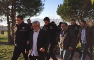 Kaçakçı Şüphelisi 9 Kişi Adliyede