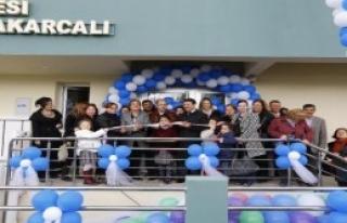 Konak'ın 8. Semt Merkezi Mersinli'de Açıldı
