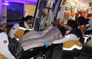 Konya'da Bar Önünde Silahlı Kavga