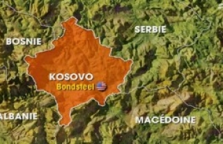Kosova'da Amerikan Askeri Öldü