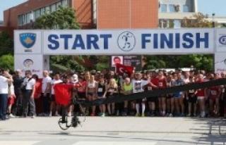 Uluslararası Barış Ve Hoşgörü Yarı Maratonu