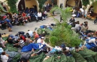 Kos'ta Belediye Binası Kaçak Oteline Döndü