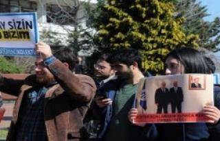 AK Parti Aday Adayına Destek Tepkisi
