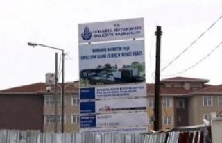 Küçükköy Stadı Yıkılacak Mı?