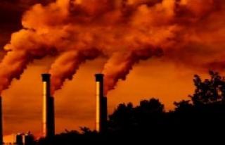 Karbondioksit Salımı Yükseliyor