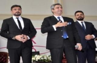 'Kurtlar Vadisi Vatan' Oyuncuları Osmaniye'de