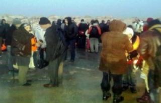 Kuşadası'nda 51 Sığınmacı Yakalandı