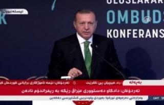 Kanallar Erdoğan'ın Konuşmasını Canlı Yayınladı