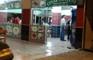 Lokantaya Silahlı Saldırı: 1 Yaralı