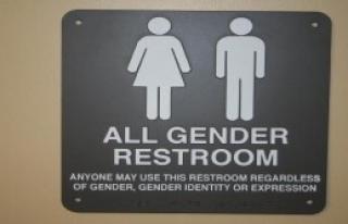 Londra'da 'Cinsiyetsiz' Tuvaletler '
