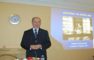 Londra'da 'Atatürk Kitapları' Konferansı