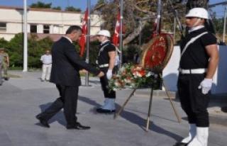 Manisa'da Zafer Bayramı Kutlandı